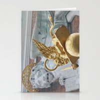 Lions On St Mark's Squar… Stationery Cards