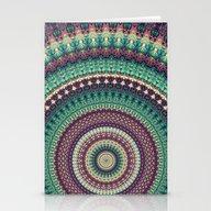 Mandala 151 Stationery Cards