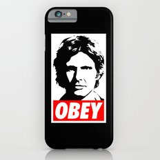 Obey Han Solo - Star Wars iPhone 6s Slim Case