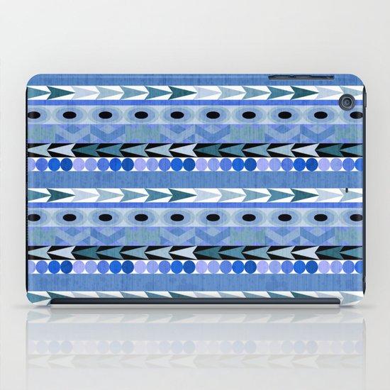 Play Date Blues iPad Case