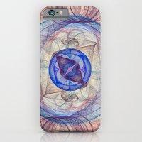 Retina Nebula  iPhone 6 Slim Case