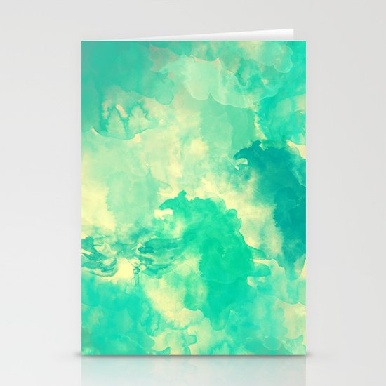 Underwater Stationery Card