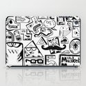 Little Musket Monsters iPad Case