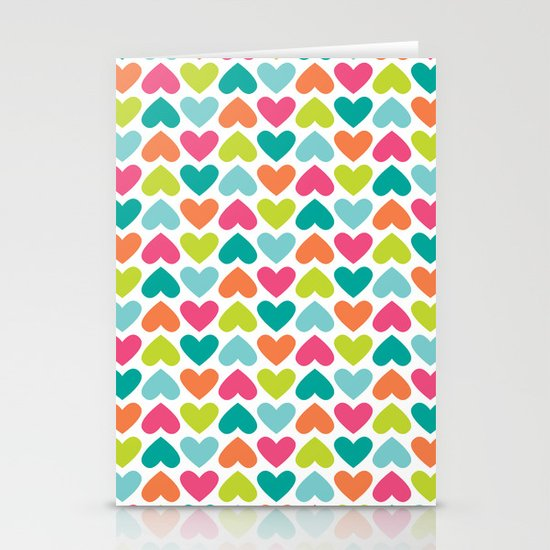 Heart Attack Stationery Card