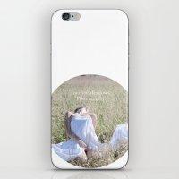 Landlocked  iPhone & iPod Skin