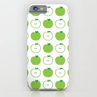 Green Apple iPhone 6 Slim Case