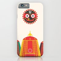 iPhone & iPod Case featuring Rathyatra by Kapil Bhagat