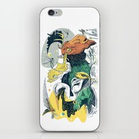 Animals in Nature iPhone & iPod Skin