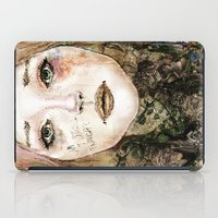 Indelicate Thorns iPad Case