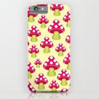 Honguitos iPhone 6 Slim Case