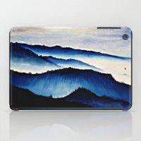Mountain Landscape. iPad Case
