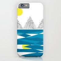 At the sea iPhone 6 Slim Case