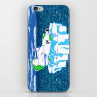 More Ice Please iPhone & iPod Skin