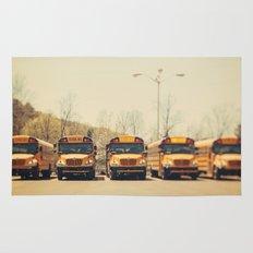 School Days Rug