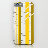 iPhone & iPod Case featuring Aspens by Steph Dillon