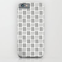 Dots & triangles iPhone 6 Slim Case