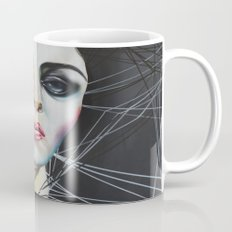 Glassy eyes Mug