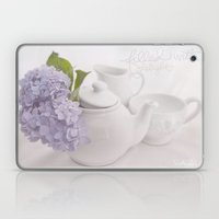 Filled with Delight  Laptop & iPad Skin