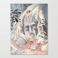 chaneque Canvas Print
