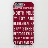 Arctic Express Christmas iPhone 6 Slim Case