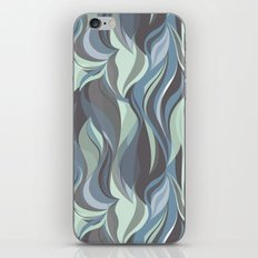 northern sky iPhone & iPod Skin