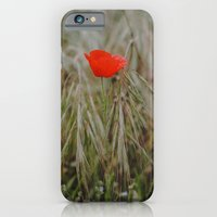 iPhone & iPod Case featuring Alone by Hello Twiggs