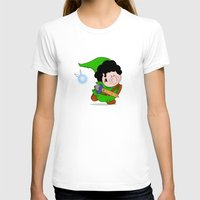 zelda T-shirts featuring Zelda! by Afro Pig