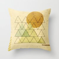 In Harmony Throw Pillow