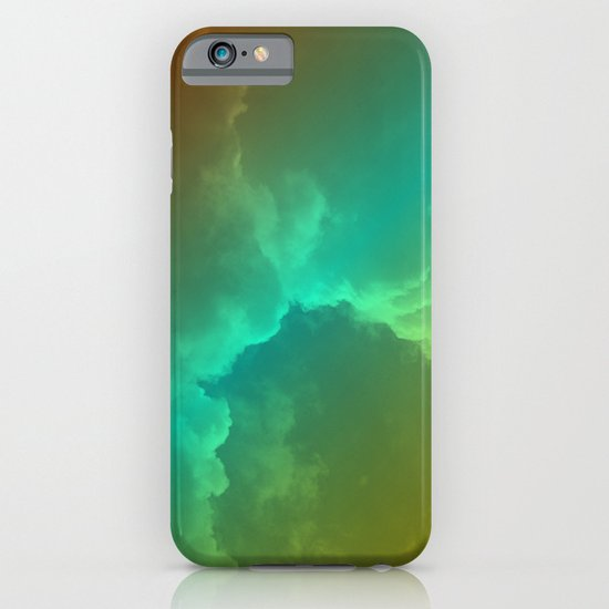 Bright Clouds iPhone & iPod Case
