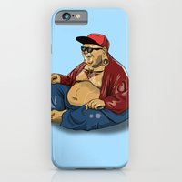 Hipster Buddha iPhone 6 Slim Case