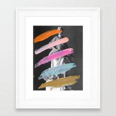 Castrophia Framed Art Print