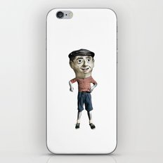 capgròs iPhone & iPod Skin