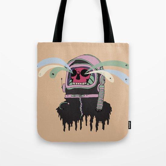 Dead Space: The Spirits Escape Tote Bag