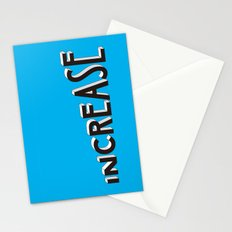 increase Stationery Cards