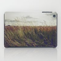 Autumn Field I iPad Case