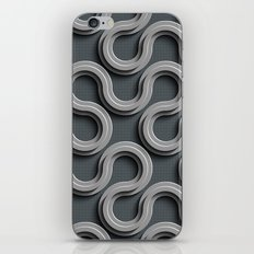 Abstract V-2 iPhone & iPod Skin