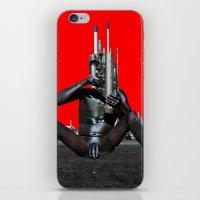 Modern Curse 1 iPhone & iPod Skin