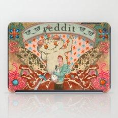 Reddit Poster iPad Case