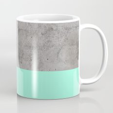 Sea On Concrete Mug