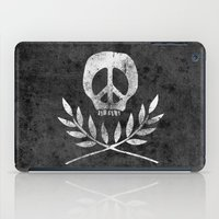 Peace Is Death iPad Case