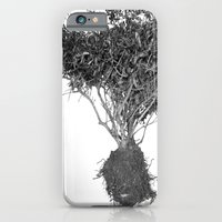Floating Shrubbery iPhone 6 Slim Case