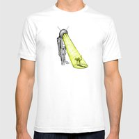 First Encounter Mens Fitted Tee White SMALL