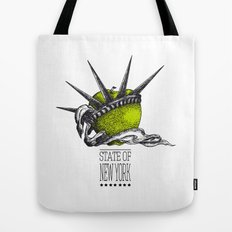State of New York Tote Bag
