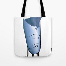 Depressed Zinger - For Dark Fabric Tote Bag