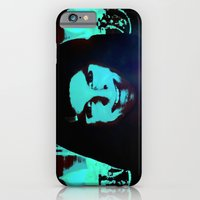 iPhone & iPod Case featuring Scary Man by Jussi Lovewell