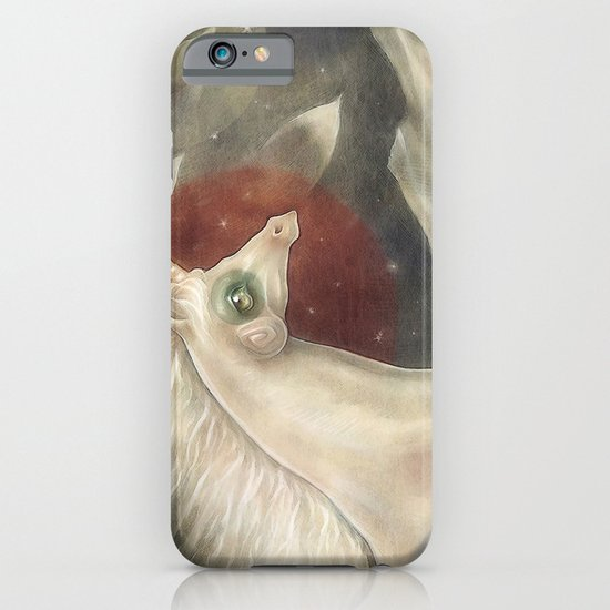Licorne in Technicolor iPhone & iPod Case