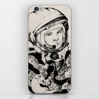 From Gagarin's Point Of … iPhone & iPod Skin