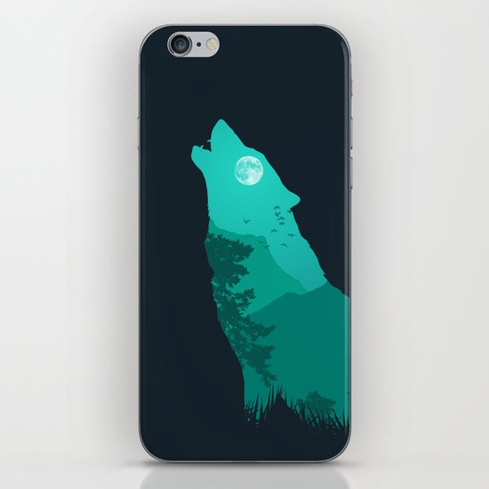 The Sound Of Nature iPhone & iPod Skin