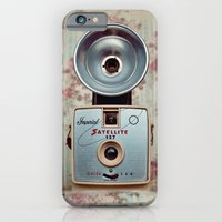 iPhone & iPod Case featuring Imperial Satellite 127 by Laura Ruth