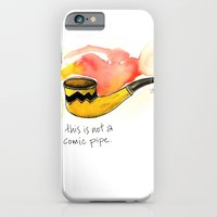 This Is Not A Comic Pipe iPhone 6 Slim Case